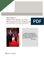 studenttimemenagment