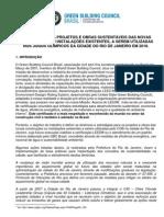 Diretrizes LEED - Eventos Brasil