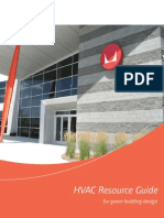 Hvac Resource Guide for Leed