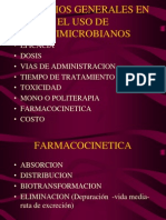 Antibioticos en Cirugia