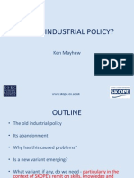 A New Industrial Policy