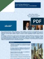 Especialización en Gestión Comercial y Técnicas de Asesoramiento - Planes y Cursos de Formación a Profesionales idecide