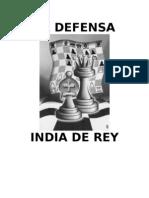INDIA DE REY