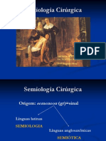 Semiologia cirúrgica