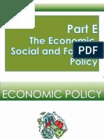 PART E Policies