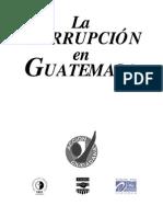 corrupcion en un pais llamado guatemala