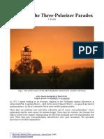 104544596 Revisiting the Three Polarizer Paradox