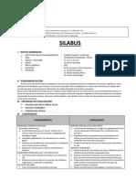 Silabus 5° de Secundaria Formación Ciudadana y Cívica