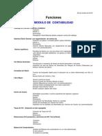 Funciones del software contable niif unionpyme con facturacion electronica