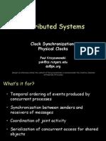 clock_synchronizatio