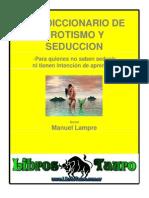 Diccionario de Seduccion y Erotismo