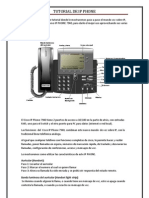 tutorial phone cisco 7490