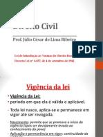 aulas de direito Civil 1