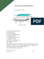 Sistemul de Racire Cu Apa Al Panourilor Fotovoltaice
