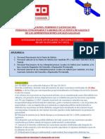 Permisos e Licencias Funcionarios e Persoal Laboral