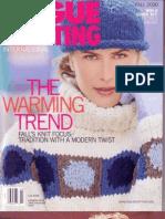 Vogue Knitting 2000 - Fall
