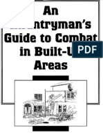 An Infantryman's Guide to Combat in Built-Up Areas