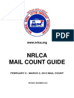 2013 count guide w/supporting documents