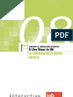 Volumen 8 del Libro Blanco sobre Comunicacion en Medios Sociales