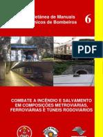 MTB 6 Manual de Bombeiros de São Paulo