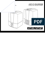 AOS 7147 manual humidifier