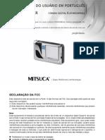 Câmera Digital - DS6083BR PT