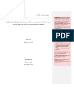 Mark Cave EVSP605_Energy Policy & Sustainability Fall 2012 Mid-Term Paper