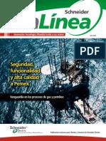 En Line a Abril 2007