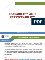 Chapter 4.0 - Serviceability & Durability