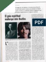 Joan Mascaró i els Beatles