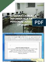 Introducción A La Informática Para Personas Adultas (Parte ll)