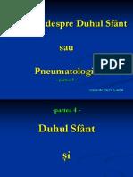 doctrina sf duh