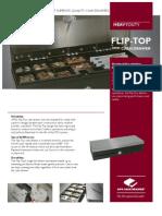 Flip Top Brochure
