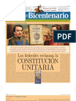 Diario del Bicentenario 1819