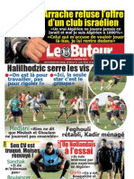 LE BUTEUR PDF du 07/01/2013