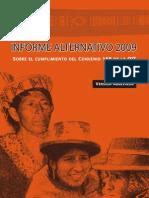 Informe Alternativo 2009