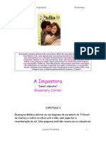 Julia - 028 - A Impostora - Rosemary Carter