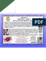 Agenda 21 Post card