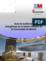 Guia Auditorias Energeticas en Hoteles