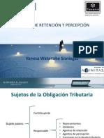 AGENTES DE RECEPCION Y PERCPECION