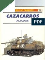 [Osprey] [Carros de Combate 10] Cazacarros Aliados