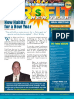 The Profit Newsletter January 2013 for Tampa REIA
