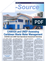CAWASA eSource Newsletter - July to September 2012