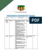Rancangan Tahunan Psv t6 2013 Original