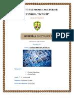 informe 3; Contadores sincronicos