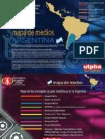 Mapa de medios argentinos