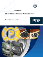 Ssp 346 - Passat Freno Electromecánico
