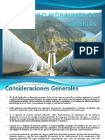 Calculo Hidraulico de Tuberias - Esmelin Pinto