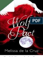 Wolf Pact Part I - Melissa De La Cruz