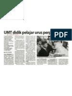 Umt Didik Pelajar Urus Peprustakaan 23.05